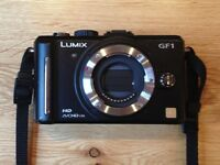 Panasonic Lumix DMC-GF1 (BODY) for Repair or Parts