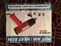 Hot air/heat gun 2000w