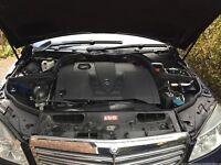 Mercedes C220 CDI Elegance, 4 Dr. 109,000 miles Manual