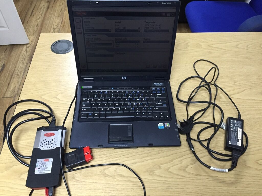 Delphi Car Diagnostics Laptop Software In Bordesley Green West Midlands Gumtree