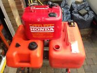 Boat Fuel tanks and more