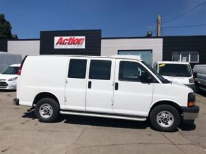 2017 GMC Savana 2500 fin or lease from 4.99%oac