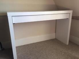 Ikea Malm Dressing Table/Desk
