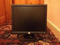 "Dell 17"" monitor in perfect condition"