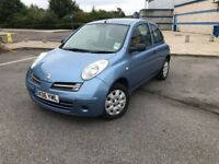 Nissan micra, full service history, 2 keys, excellent condition