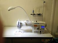 Jack Industrial fully automatic flat sewing machine
