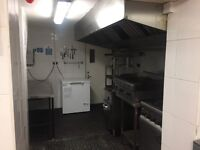 Commercial kitchen Westminster