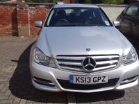 A well looked after Mercedes-Benz C Class 1.6 C180 SE, 7G-Tronic Plus 4dr