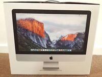 iMac 21.5-inch (BOX ONLY)