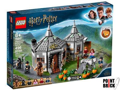 LEGO 75947 HARRY POTTER La Capanna di Hagrid: il salvataggio di Fierobecco