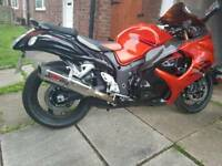 Suzuki hayabusa spares or repair