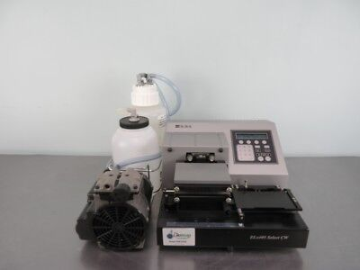 Biotek Elx405 Ucw Microplate Washer With Warranty See Video