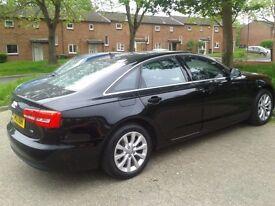 Audi a6 2012 TDI black