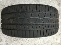 Winter tyre - Continental 255/35 R18