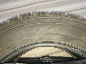 Michelin Lattitude cross - 255/65/R17