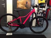 Cube Access WLS Womens mountain bike