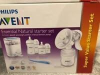 Agent essential natural starter set