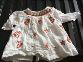 Baby girl bundle - sleepsuits, vests, clothing - newborn, 0-3 months