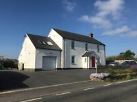Stunning modern 4 bedroom house for sale, on the beautiful Gower Peninsula