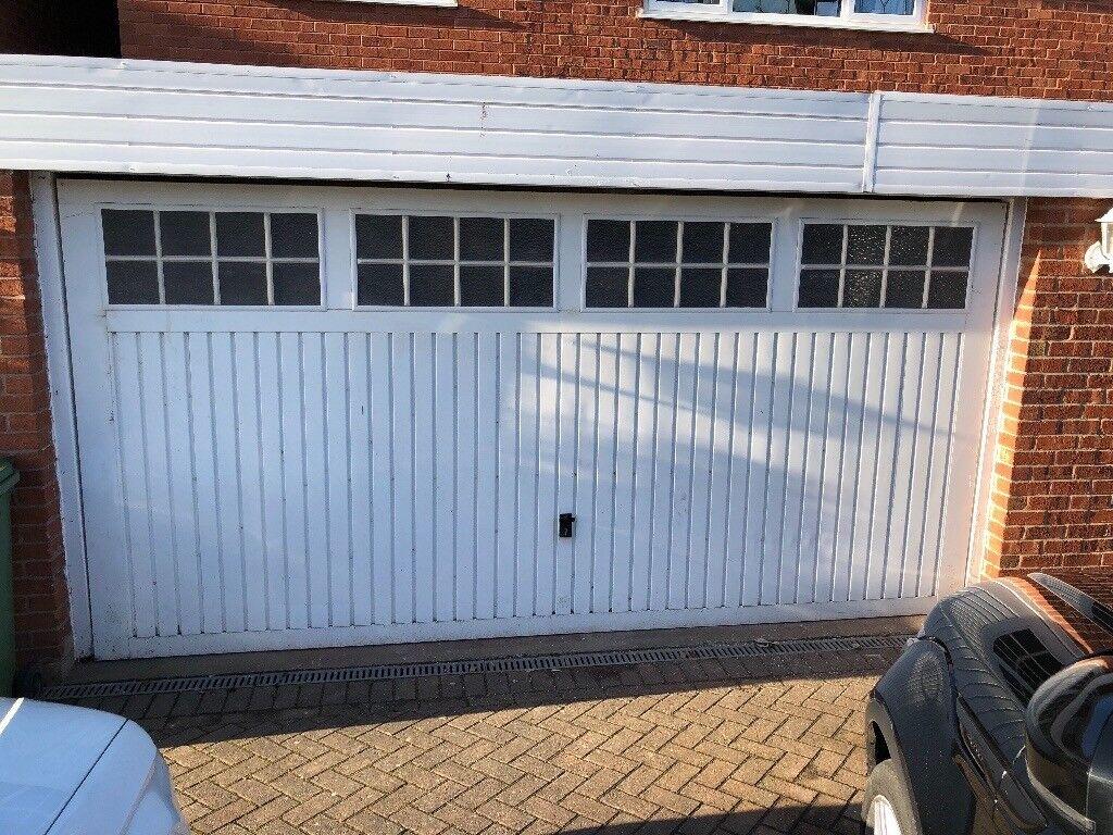 Double garage door in sutton coldfield west midlands gumtree double garage door rubansaba