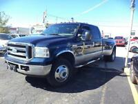 2006 FORD F350 ,DUELLY!!! DIESEL!!!4X4!!!LARIAT PACKAGE
