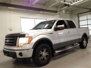 2010 Ford F-150 FX4| 4X4| LEATHER| SUNROOF| SYNC| 133,527KMS Kitchener / Waterloo Kitchener Area image 3