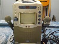 MTV Karaoke Machine.