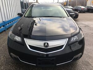 2012 Acura TL Tech Package *NAVIGATION* Kitchener / Waterloo Kitchener Area image 8