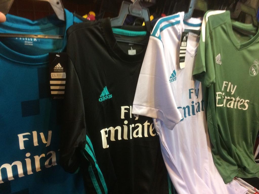 Replica Football Kits New Season!