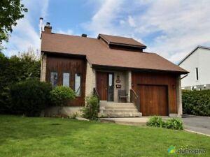 600 000$ - Maison 2 étages à vendre à Chambly