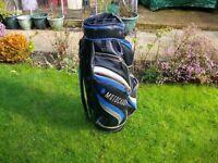 Full Size MotorCaddy Trolley Golf Bag