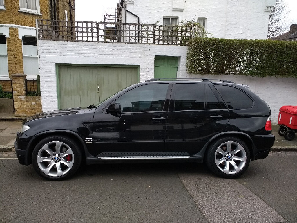 bmw x5 e53 4 8is in lambeth london gumtree. Black Bedroom Furniture Sets. Home Design Ideas
