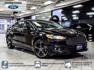 2014 Ford Fusion SE LUXURY PKG LEATHER HEATED SEATS BACKUP CAM