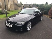 2011 BMW 330D AUTO M SPORT COUPE FULLY LOADED + IDRIVE + ONE PREV OWNER