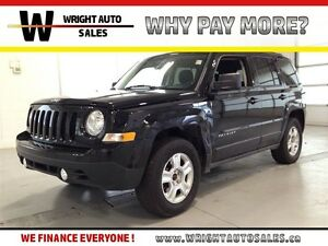 2014 Jeep Patriot NORTH EDITION  4WD  HEATED SEATS  CRUISE CONTR