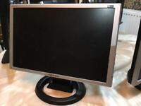 Haans G 19 inch widescreen monitor HW191D computer screen