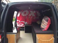 Converted Adventure Campervan- Volkswagen Caddy