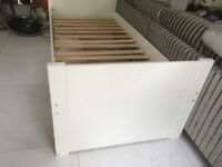 Single Cabin bed frame with free optional under bed storage unit.
