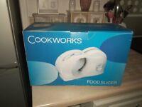 food slicer brand new in box