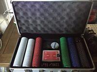 Poker Set - Excellent Condition
