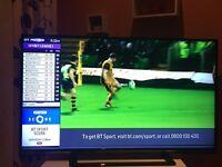 "Sharp LCD TV 50"" inch"