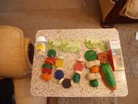 4 rabbit chew toys plus fly guard and small animal shampoo all NEW