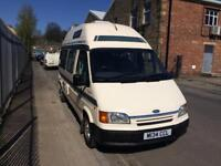 FORD TRANSIT 2.5 DIESEL 2 BERTH DUETTO AUTOSLEEPER