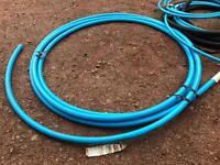 MDPE 50mm blue water pipe