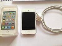 Apple iPod touch 4th generation 32gb white