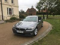 BMW 520d series M pack