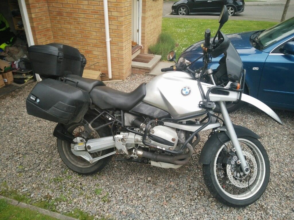 Bmw Inverness Motorcycle