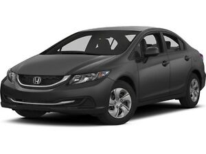 2013 Honda Civic LX - Just arrived! Photos coming soon!