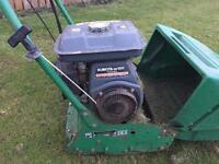 Ransomes marques 51 cylinder lawnmower
