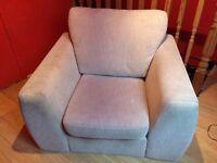 Cream armchair for sale